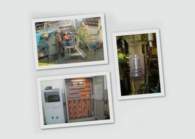 Retrofit da Máquina de Papel – Tissue Santher – Bragança Paulista