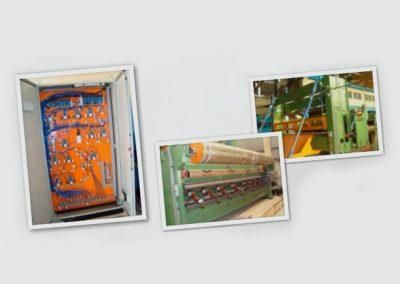 Rebobinadeira para Máquina de Papel Geasa – Equador