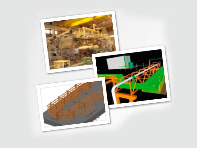 Instalação de uma Máquina de Papel – Tissue Santher – Bragança Paulista
