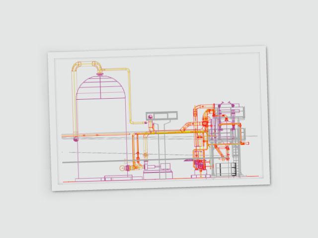 Depuração Pasta Mecânica para Máquina MB-6 Suzano Papel e Celulose – Suzano