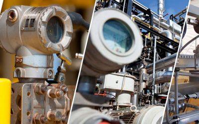 A Engenharia de Instrumentação na Indústria