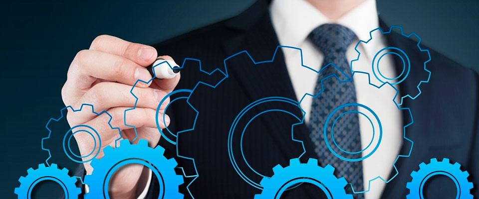 A Engenharia de Processos na Indústria
