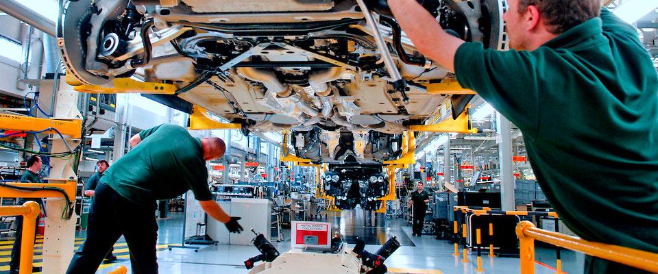A Engenharia Mecânica presente na indústria