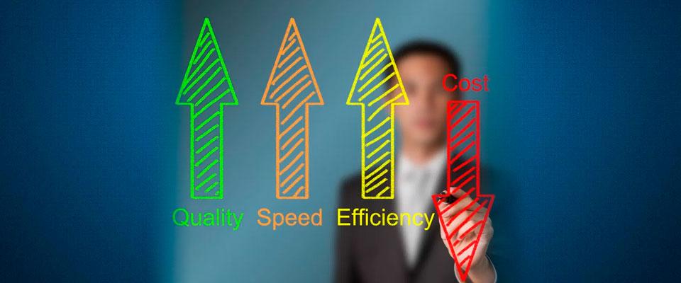 Como reduzir custos sem perder a qualidade