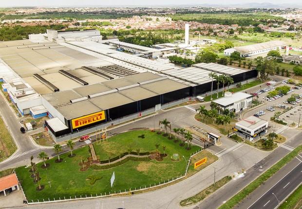 Pirelli investe em fábrica inteligente na Bahia